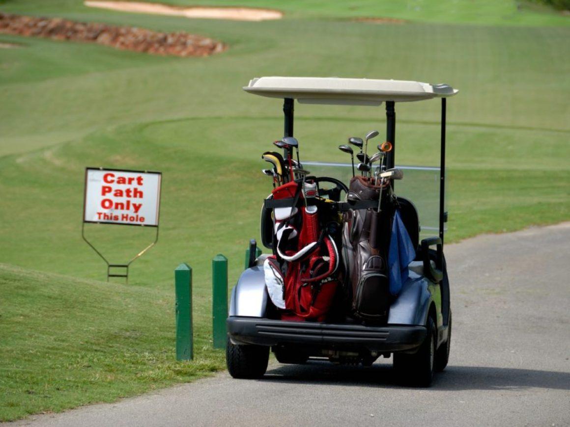 golf cart 2